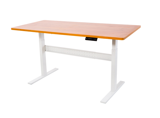 nextdesk solo adjustable desk frame